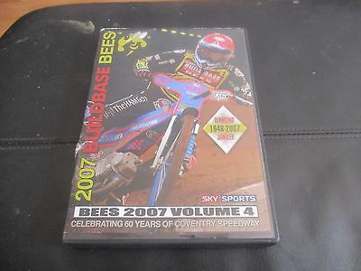 Coventry Bees 2007 Volume 4 (4 Discs) Original Region 2 Dvd