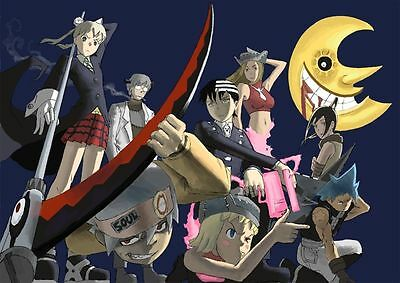 Soul Eater 5 A3 Poster A864