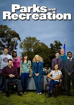 19654 Parks and Recreation TV Show Wall Print POSTER UK