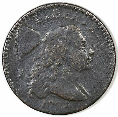 1794 S-38 R-5 Head of 94 Liberty Cap Large Cent Coin 1c