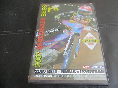 Coventry Bees 2007 Finals At Swindon (2 Discs) Original Region 2 Dvd