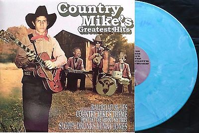 Country Mike - Country Mike's Greatest Hits - Splatter Vinyl LP New Beastie Boys