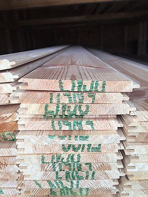 Timber Match Board Cladding Shed Etc 12mm Thick 4.8m Long