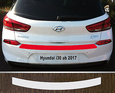 Bumper Strip Protective Film Clear Hyundai i30, from 2017