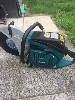 makita Ek6100 Petrol Saw Cutter Not Stihl Ts400 Ts410
