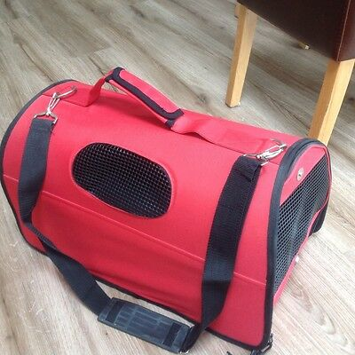 Dog/Cat/Small Pet carrier, never used