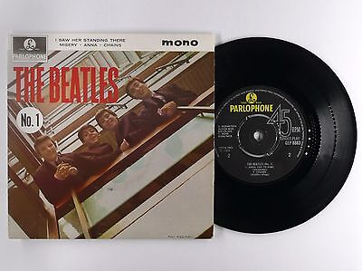 "Beatles - No. 1 EP - EX UK 7"" Vinyl EP - GEP 8883"