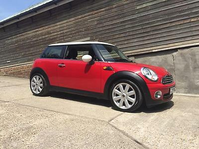 Mini Cooper 1.6 2007 *chilli Pack* *low Miles*