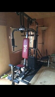 V-Fit Herculean Cross Trainer Multi Gym