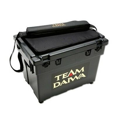 NEW Team Daiwa Match Fishing Seat Box - TDSB1