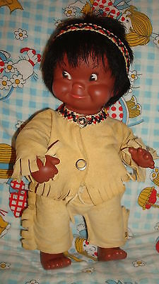 Vintage Regal Native Baby Doll Kimmie Doll