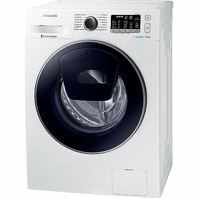 Samsung AddWash WW70K5410UW Washing Machine, 7kg, A+++, White - J 3937361