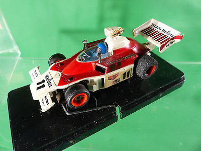 alter Faller AMS Aurora AFX 5642 Mc Laren  F1 in Box - Slot Car H0