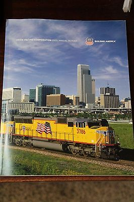 Union Pacific Railroad 2005 Annual Report w/Notice of Annual Meeting Shareholdrs