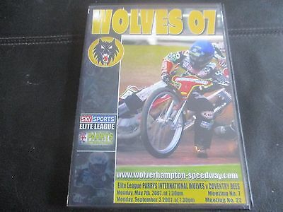 Wolverhampton V Coventry 2007  2 Meetings (2 Discs) Original Region 2 Dvd