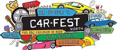 CarFest North Tickets 2 x Adult 1 x Child Quiet Camping