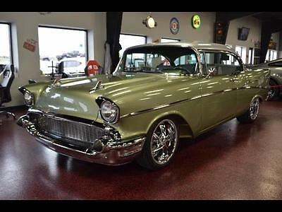 1957 Chevrolet Bel Air/150/210 Hardtop CUSTOM NICE SHOW QUALITY *MINT* 383 auto NUT AND BOLT NEW!!