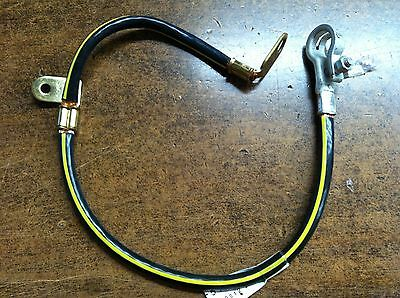 Oem Nissan Negative Battery Cable - Ground Cable Maxima Quest Altima See Chart