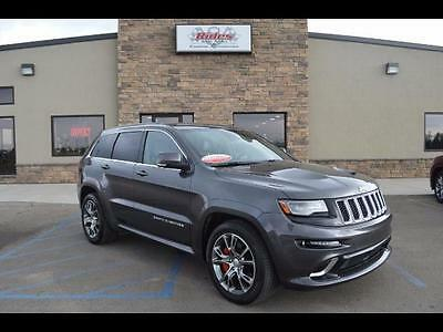 2014 Jeep Grand Cherokee SRT 2014 Jeep Grand Cherokee SRT Automatic 4-Door SUV CLEAN FAST FUN