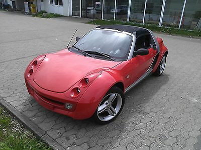 Vends Smart Roadster 2005 - Phase 2 Collector - 82CV