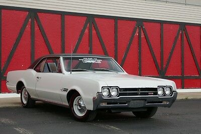 1966 Oldsmobile 442 REDUCED PRICE- 1966 Oldsmobile 442 - 1 of 1-Rare Show Quality California- Highly documented