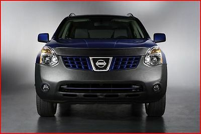 New Oem 2008-2010 Nissan Rogue Front Nose Mask / Bra - Genuine Nissan Accessory