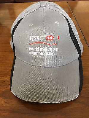 H S B C World Matchplay Championship Cap New Wentworth