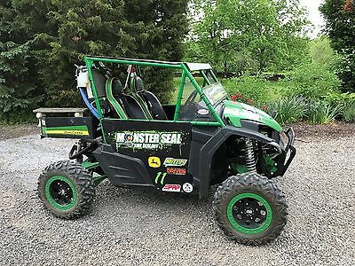 john deere rsx 850i rzr custom nothing spared must see to appreciate