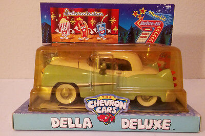 NEW Collectible 2001 - THE CHEVERON CARS - DELLA DELUXE - PROMOTIONAL CAR - 1:43