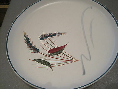 """Denby Greenwheat Plate 8.25"""" dia Very Good Condition - Several Available"""