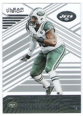 Muhammad Wilkerson 2016 Clear Vision Acetate Card - New York Jets