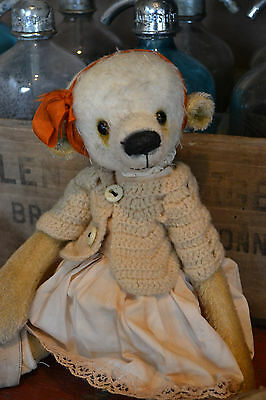 Padgate Bears OOAK 5 way Jointed Adorable Girl Bear