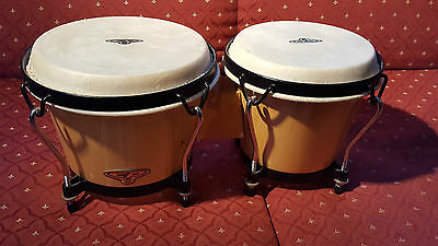 Latin Percussion CP 221-AW Bongos USA