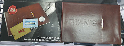 Deluxe Titanic Collector Set - free priority shipping