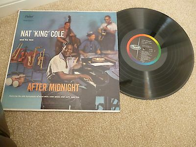 Nat King Cole - After Midnight Lp