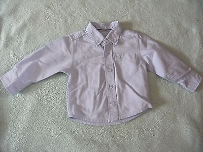 ** FAB Baby Boy Shirt - Early Days (9 - 12 months) **
