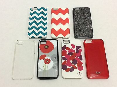 USED iPhone 5/5s/SE Cases (Lot Of 7)