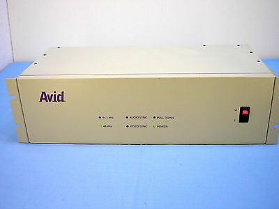AVID Breakoutbox 0020-00365-01 with SDI Out