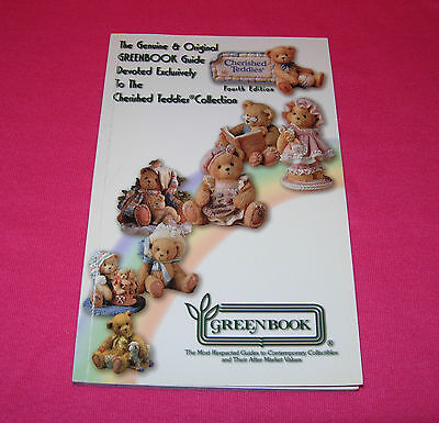 GREENBOOK GUIDE to the Cherished Teddies Collection  Fourth Edition 1999