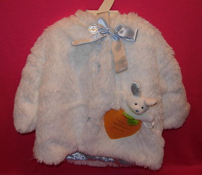 Gund BABY BUNNY COSTUME  HUGSY Plush and satin NEW