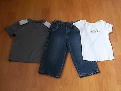 3 Piece Lot of Infant/Toddlers Kids Mixed Tops & Bottoms (18 months)
