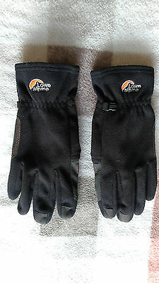 Lowe Alpine Turbine gloves - M