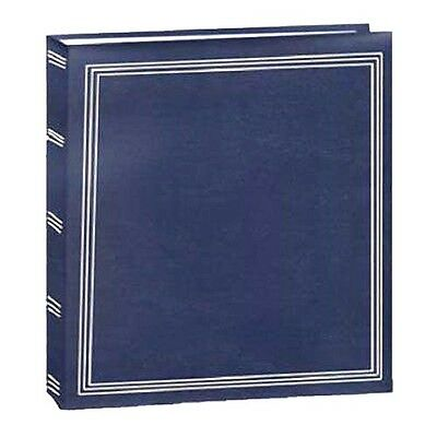 Pioneer Photo Albums TR-100/NB Magnetic 3-Ring 100 Page Photo Album , Navy Blue