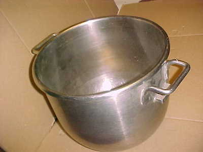 Hobart Oem 30 Qt Genuine Stainless Steel Mixer Bowl