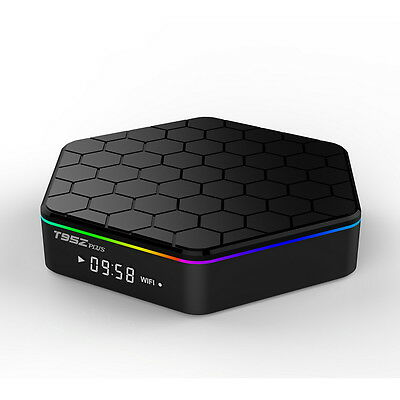 T95Z Plus Smart TV Box Android 6.0 S912 Octa-core 2G+16G Media Player Dual Wifi