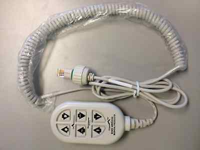 Hand Control / PENDANT for INVACARE,LUMEX,DRIVE, E &J ,and more Hospital Beds
