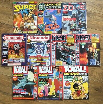 Games Console Magazines
