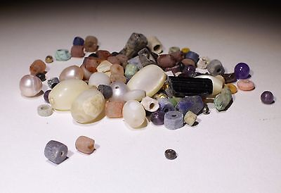 Ancient Mixed Bead Group - No Reserve!