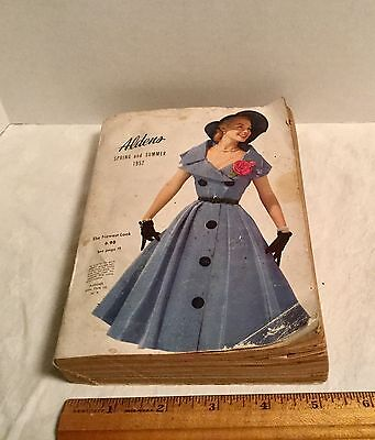 Aldens 1952 Department Store Catalog Spring And Summer. 751 pages