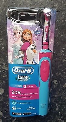 Oral B Stages Power Frozen electric toothbrush